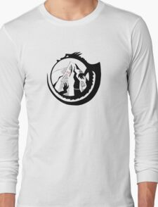 The King Under the Mountain  Long Sleeve T-Shirt