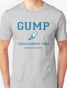 Gump Cross Country Team T-Shirt
