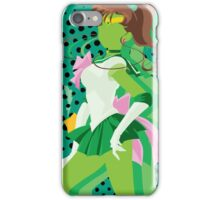 Soldier of Thunder & Courage iPhone Case/Skin