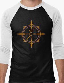 Death Reticle Men's Baseball ¾ T-Shirt