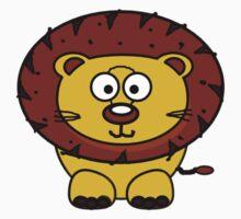 Baby Lion Kids Tee