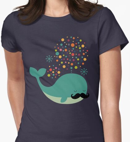 Firewhale Womens Fitted T-Shirt