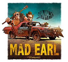 Mad Earl Photographic Print