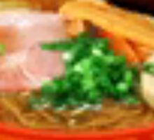 Tomodachi Life: Ramen noodles with seaweed and egg Sticker