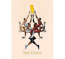 The Finals Photographic Print