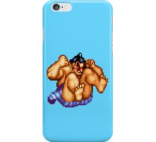E Honda Butt Slam iPhone Case/Skin