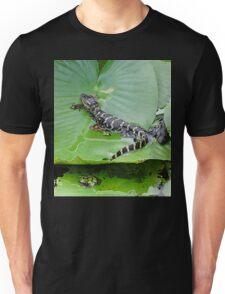 Smaller then a lilypad Unisex T-Shirt