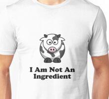 Ingredient Cow Unisex T-Shirt