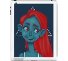Bright Red iPad Case/Skin