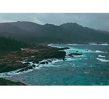 Big Sur Rocky Shore Photographic Print
