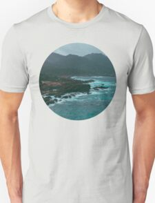 Big Sur Rocky Shore T-Shirt