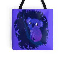 Space Koala Tote Bag