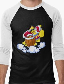Kirby Super Star Ultra - King Dedede Men's Baseball ¾ T-Shirt