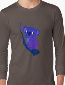 Space Koala Long Sleeve T-Shirt
