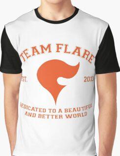 Team Flare Graphic T-Shirt