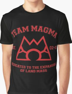 Team Magma Ver. 2 Graphic T-Shirt