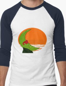 Moonlight Driver Men's Baseball ¾ T-Shirt