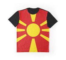 Republic of Macedonia Graphic T-Shirt