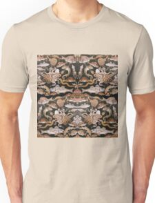 POMPEII COLLECTION / NAUTICAL ,OCEAN - SEA LIFE SCENE Unisex T-Shirt