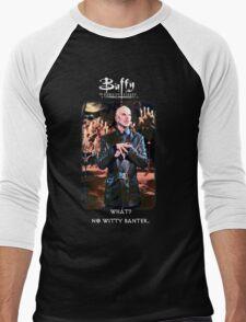 witty banter Men's Baseball ¾ T-Shirt
