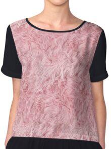 Adorable pink Chiffon Top