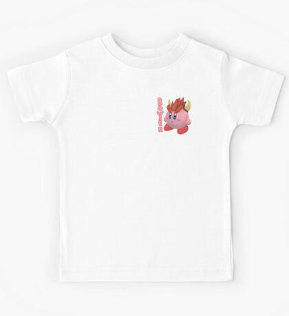 Bowser Kirby Kids Tee