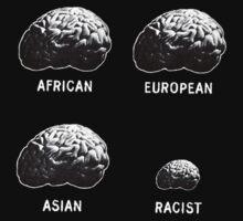 Anti Racism One Piece - Short Sleeve