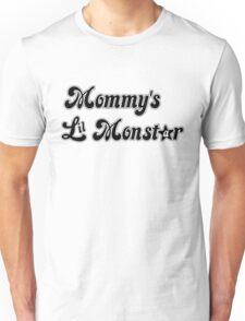 Mommy's Lil MonStar Unisex T-Shirt