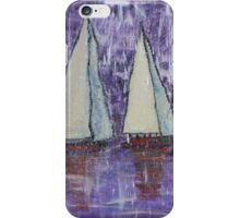 """Coming Storm"" Artwork by Carter L. Shepard iPhone Case/Skin"