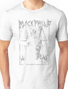 Black Metal Phillip Unisex T-Shirt