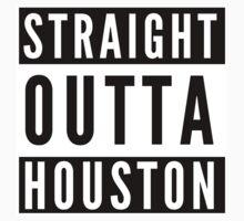 Straight Outta Houston Kids Tee