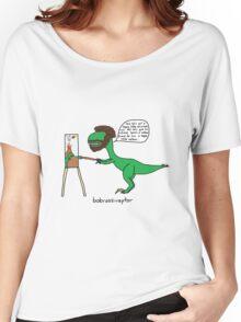 Bobrossiraptor Women's Relaxed Fit T-Shirt