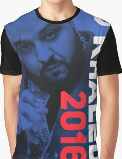 DJ Khaled 2016 Graphic T-Shirt