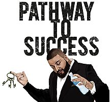 Pathaway to Success Photographic Print
