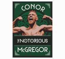 Mcgregor - The Notorious Kids Tee