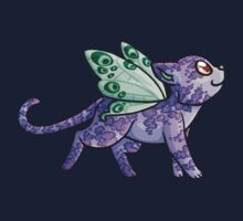 A very sparkly fairy cat Kids Tee