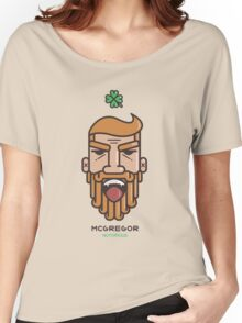 Mcgregor Women's Relaxed Fit T-Shirt
