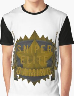 Sniper Elite Gaming Products  Graphic T-Shirt