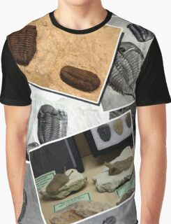 The Fossils Graphic T-Shirt