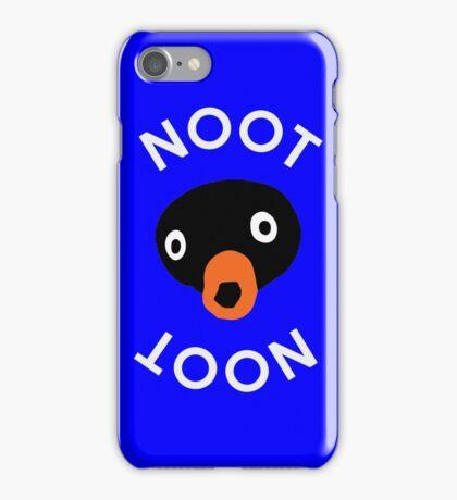 Noot Noot iPhone Case/Skin