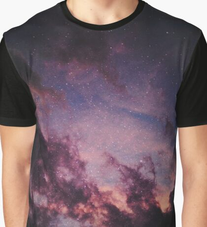 Sky and cloud Graphic T-Shirt