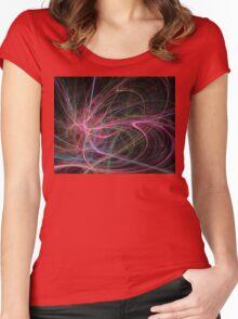 Venus Women's Fitted Scoop T-Shirt