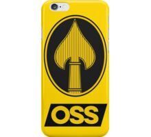 OSS iPhone Case/Skin