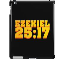 Ezekiel Pulp Fiction Movie Quote iPad Case/Skin