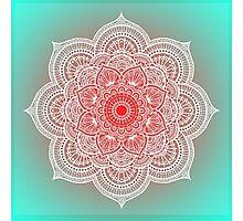 Mandala Lorana tender Photographic Print