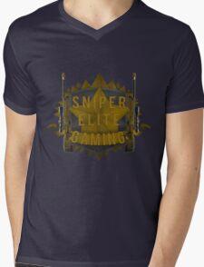 Sniper Elite Gaming Products  Mens V-Neck T-Shirt