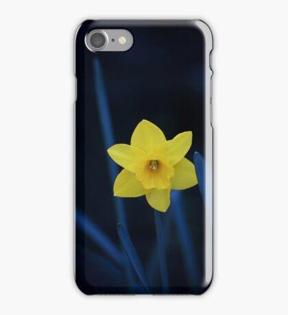 Midnight Daffodil iPhone Case/Skin