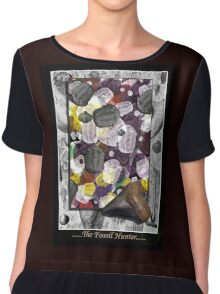 The Fossils Chiffon Top