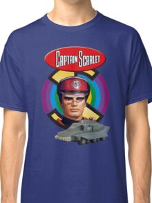 Captain Scarlet Ideal Birthday Gift Present Classic T-Shirt