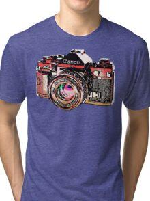 Canon Tri-blend T-Shirt